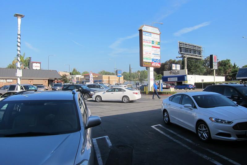 Parking Lot View # 6