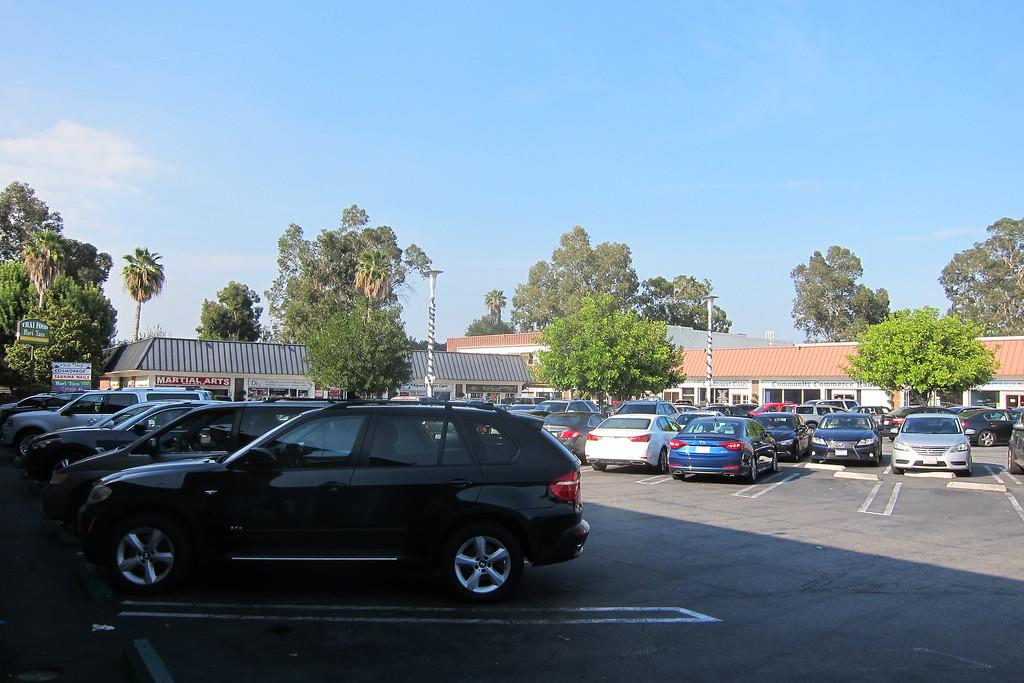 Parking Lot View # 4