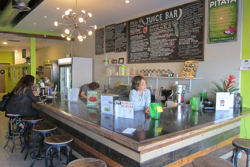 Juice Bar View # 5