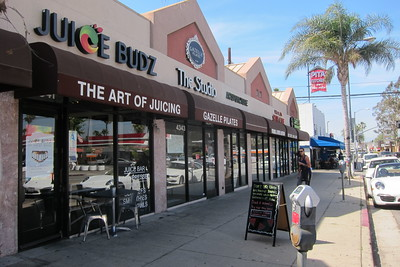 Juice Budz (Sherman Oaks)