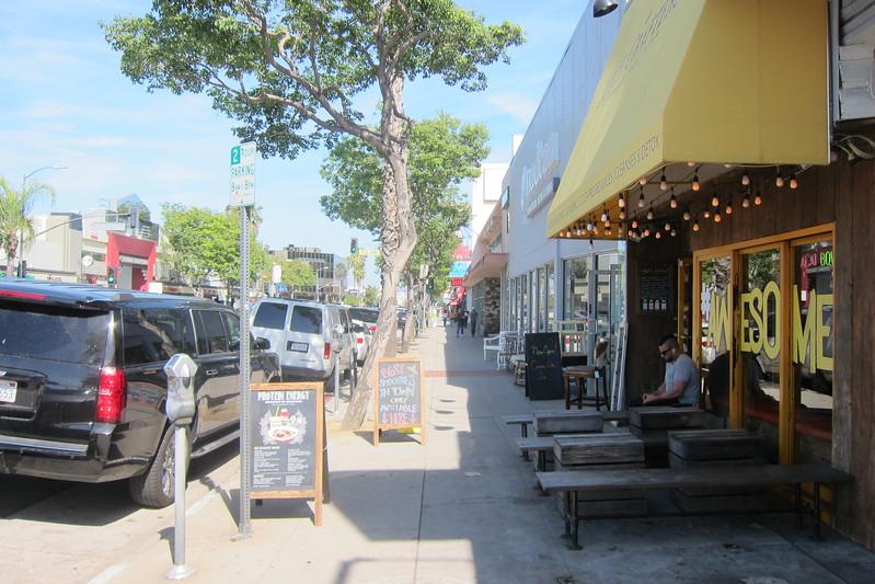 Sidewalk View # 1