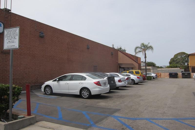 Parking Lot 2 View # 1