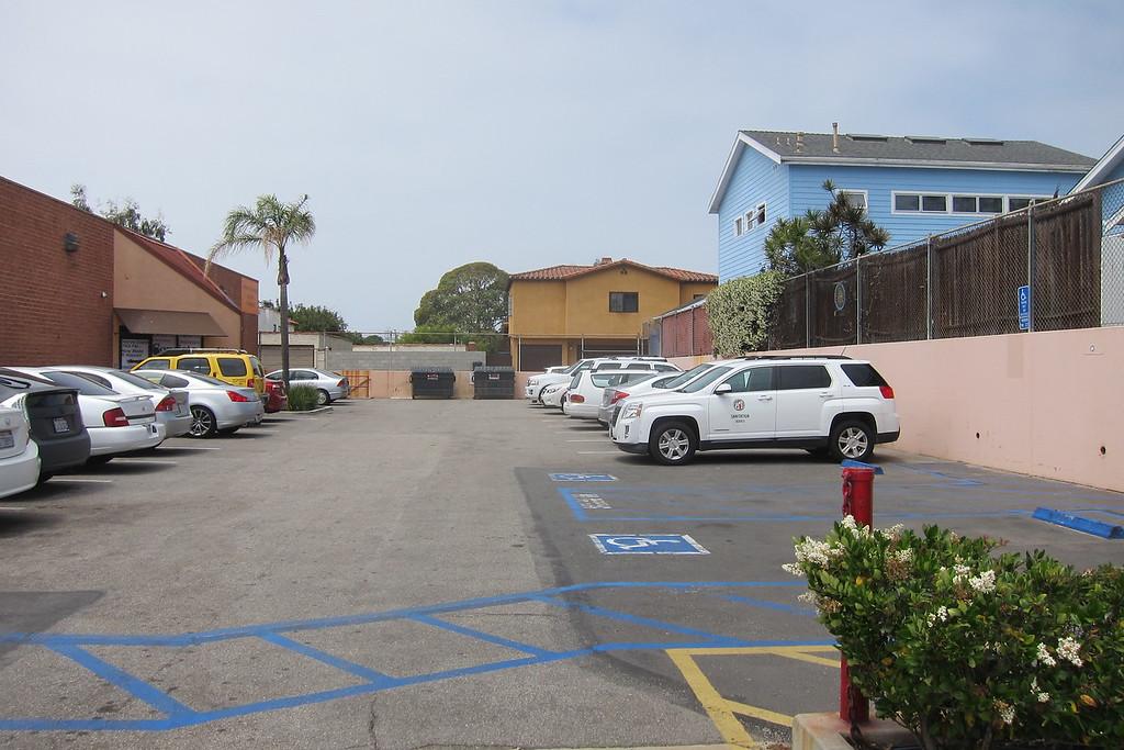 Parking Lot 2 View # 2