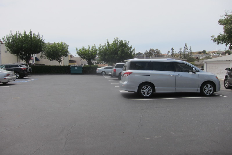 Parking Lot 1 View # 2