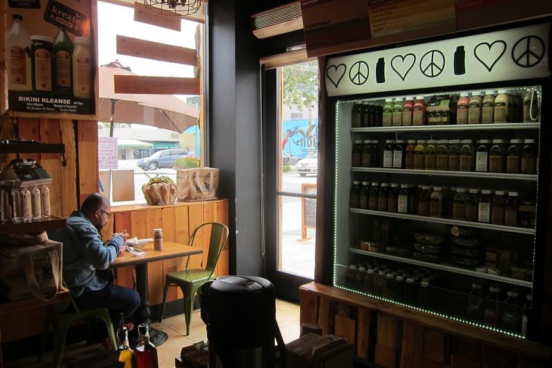 Juice Bar View # 2