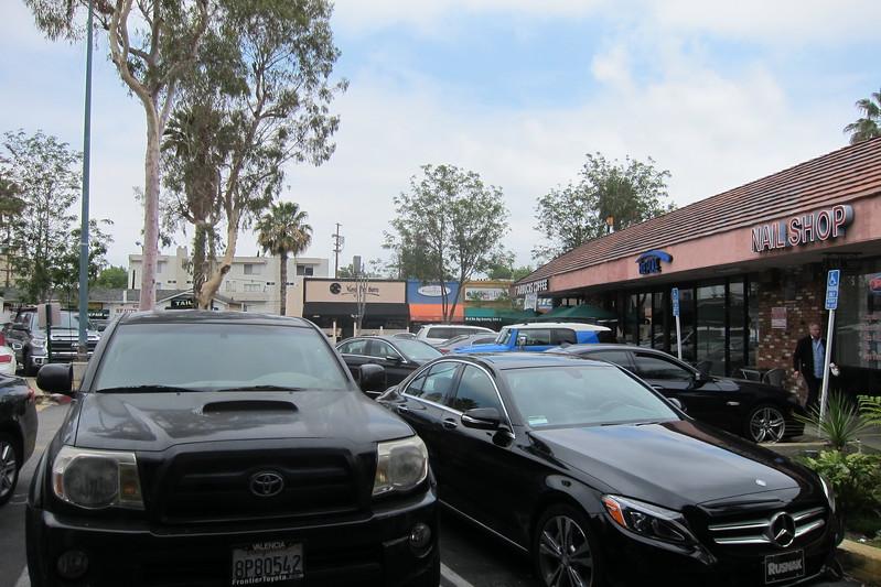 Parking Lot View # 2
