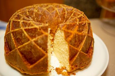 Buttermilk Cake (aka Bereavement Cake)