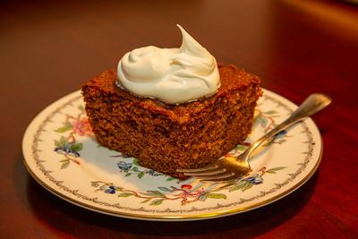 Honey Chocolate Cake