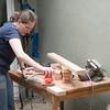 Ariella sanding table legs