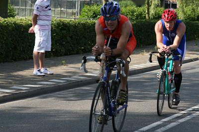 triathlon Noordwijkerhout fietsen (15)