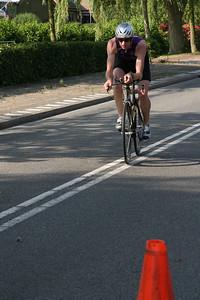 triathlon Noordwijkerhout fietsen