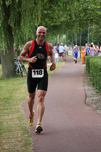 Triathlon Noordwijkerhout hardlopen (6)