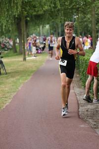 Triathlon Noordwijkerhout hardlopen (41)