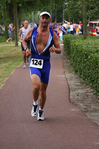 Triathlon Noordwijkerhout hardlopen (35)