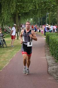 Triathlon Noordwijkerhout hardlopen (27)