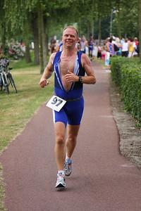 Triathlon Noordwijkerhout hardlopen (33)