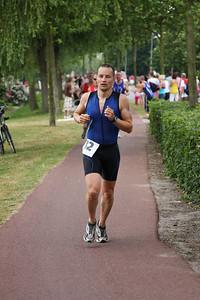 Triathlon Noordwijkerhout hardlopen (28)