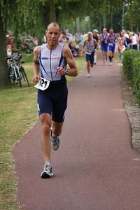 Triathlon Noordwijkerhout hardlopen (36)