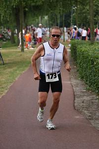 Triathlon Noordwijkerhout hardlopen (22)