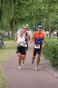 Triathlon Noordwijkerhout hardlopen (1)