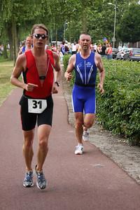 Triathlon Noordwijkerhout hardlopen (32)