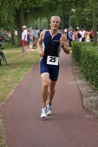 Triathlon Noordwijkerhout hardlopen (16)