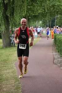 Triathlon Noordwijkerhout hardlopen (5)