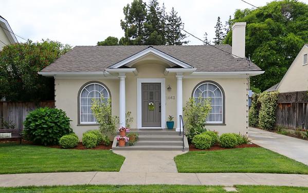 1443 Iris Ct San Jose, CA  95125-3355