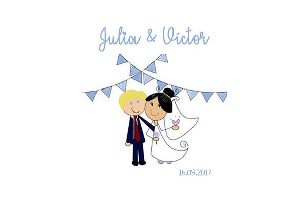 Julia & Víctor - 16 septiembre 2017
