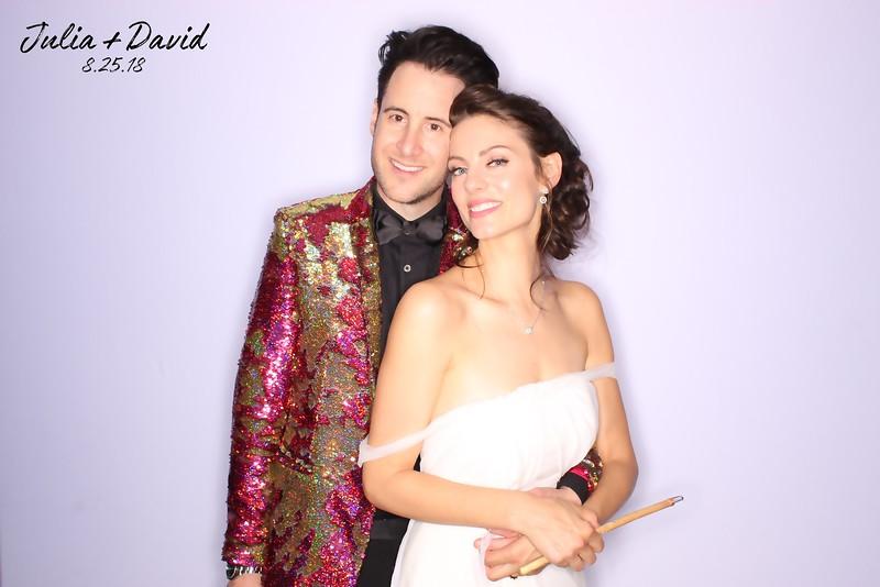Julia and David (SkinGlow Booth)