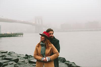 Julia y Josema en NY