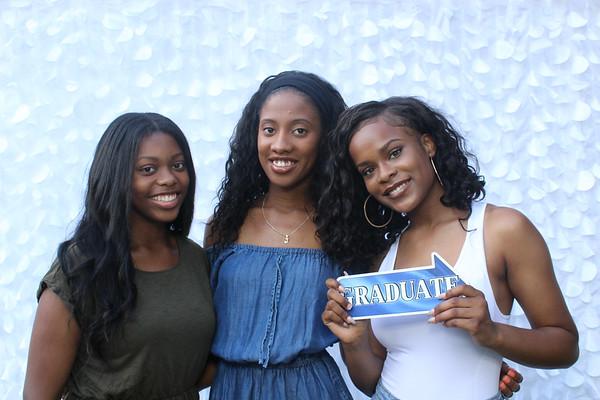 juliacie's graduation party