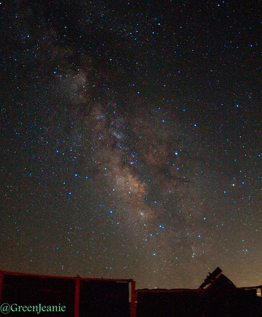 Julian Dark Sky Network