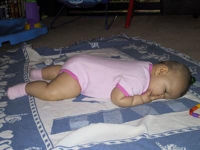 Juliana 4-5 months