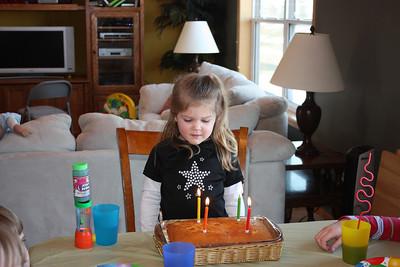 juliana 4 years old