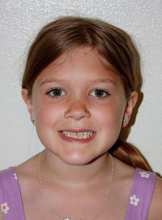 Juliana - 7 years old