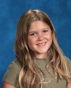 Juliana - 8 years old
