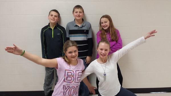 Juliana - 5th Grade