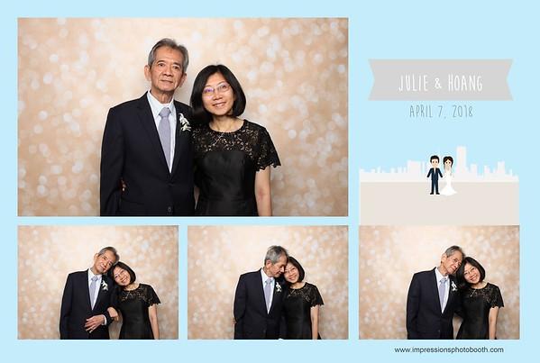 Julie & Hoang 04.07.18