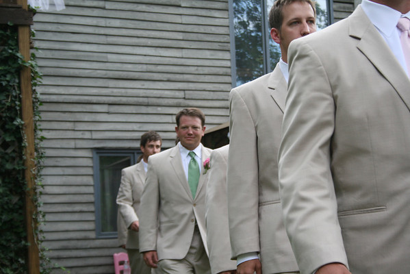 Douglas Wedding June 20, 2009
