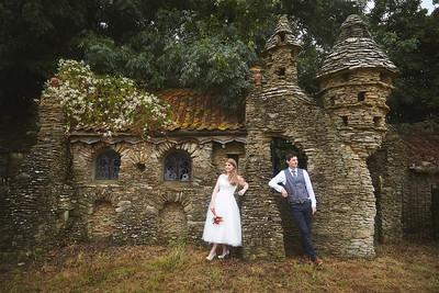 Julie & Reuben - Teepee Wedding