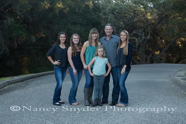 Julie Slider and Family