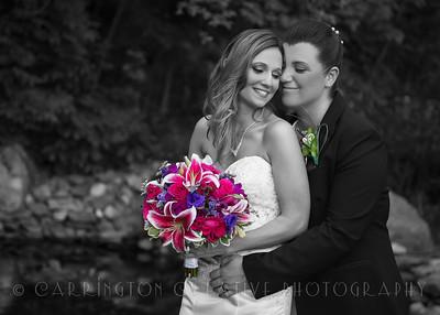 Julie and Michelle's Wedding