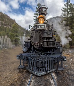 Trains - Durango/Silverton - Mountain Top