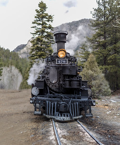 Trains - Durango/Silverton