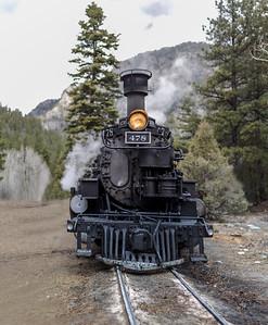 Trains - Durango/Silverton