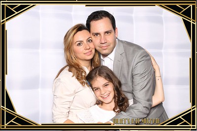 Juliet's Bat Mitzvah