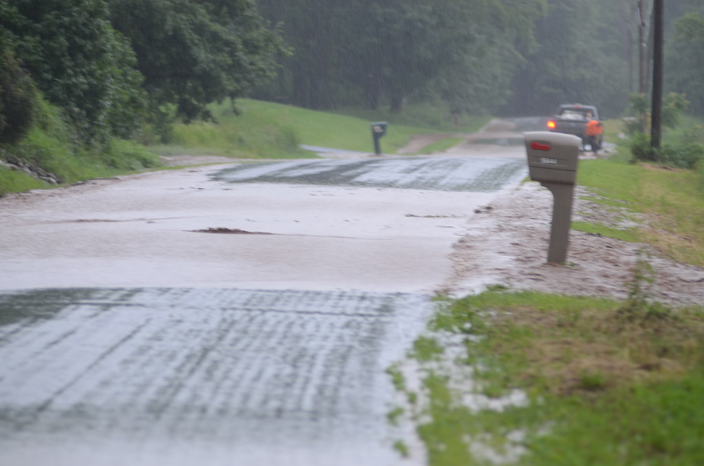 . John Brewer - Oneida Daily Dispatch Cook Road in Stockbridge on Saturday, July 1, 2017.