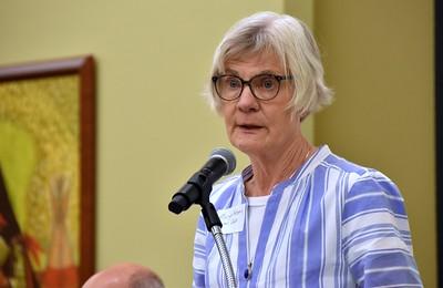 Marge Sebern talks about parish education