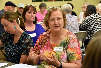 Sharing possibilities for parish education